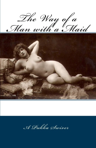 Victorian erotica man with a maid